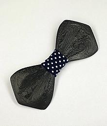 Doplnky - Pánsky motýlik 3D tlač - 10327172_