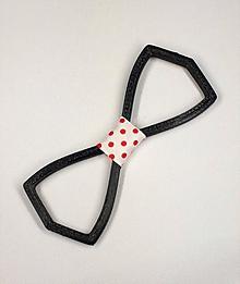 Doplnky - Pánsky motýlik 3D tlač - 10327175_