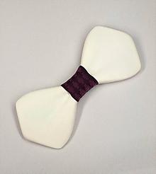Doplnky - Pánsky motýlik 3D tlač - 10327181_