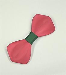 Doplnky - Pánsky motýlik 3D tlač - 10327192_