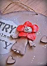 Tabuľky - Sestry v srdci - tabuľka na stenu - 10325934_