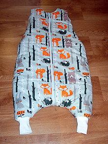 Textil - vak s nôžkami - 10327301_