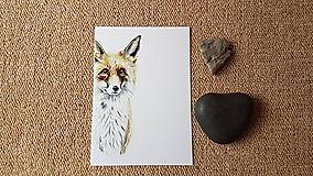 Papiernictvo - Pohľadnica: Ostýchavý pohľad - 10325806_