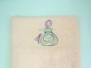 Úžitkový textil - parfum - 10330981_