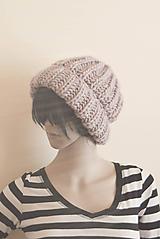 Čiapky - čiapka... Wooli... 100% vlna - 10328162_