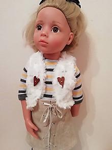 Hračky - Oblečenie pre bábiku Gotz v 50 cm - 10331683_