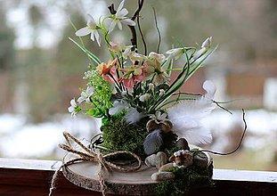Dekorácie - Veľkonočná dekorácia - 10331204_