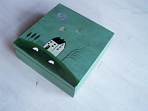 Krabičky - Domov je tam, kde je Tvoje srdce - 10328535_