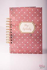 Papiernictvo - Zápisník na objednávky - 10331614_