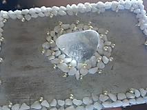 Krabičky - Šperkovnica - POKLAD NA STRIEBORNOM JAZERE - 10330060_