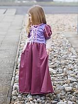 Detské oblečenie - Karnevalové šaty