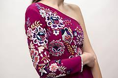 Šaty - Vyšívané šaty Poľana - 10329319_