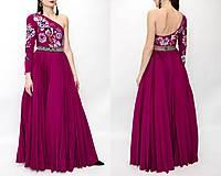 Šaty - Vyšívané šaty Poľana - 10329320_