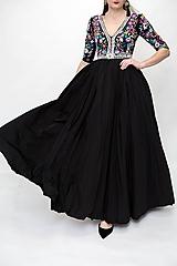 Šaty - Plisované šaty Slavianka - 10329519_