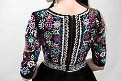 Šaty - Plisované šaty Slavianka - 10329523_