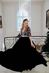 Šaty - Plisované šaty Slavianka - 10329525_