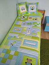 Úžitkový textil - Chlapčenský prehoz - 10328291_