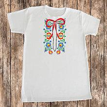 Oblečenie - Pánske tričko- Košeľa - 10328403_