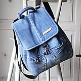Batohy - Recy-ruksak