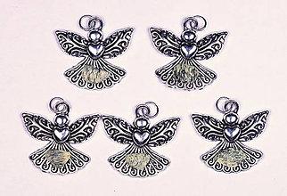 Iné šperky - Anjel lásky chyta - 10331109_