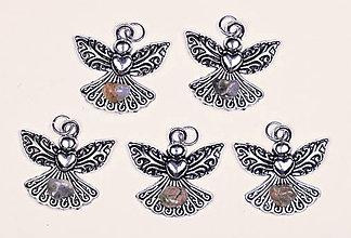 Iné šperky - Anjel lásky Que sera - 10331189_
