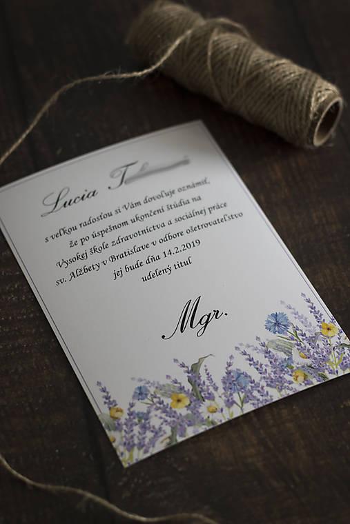 68a5fb516267 Promočné oznámenie   svadobnagrafika - SAShE.sk - Handmade Papiernictvo