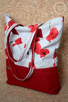 Nákupné tašky - Plátená taška Clasic