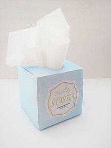 Iné doplnky - Krabička na slzy šťastia - 10328353_
