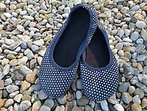 Obuv - barefoot balerinky - 10328086_