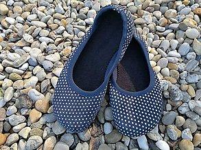 Obuv - barefoot balerinky skladom vel.38 - 10328086_