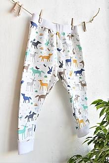 Detské oblečenie - Lesné zvieratká v.80 - 10331456_
