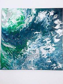 Obrazy - Obraz Búrka pri mori - 10328991_