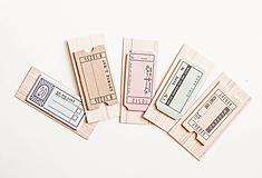 "Papier - Lepiace papieriky ""vintage"" - 10331821_"
