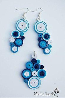 Sady šperkov - Bublinky - 10331481_
