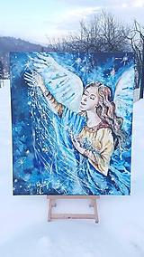 Obrazy - Anjelska radost - 10328127_