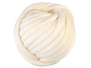 Galantéria - Efektná XXL priadza Marshmallow . - 10335360_