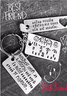 Kľúčenky - Najlepší priatelia :) - 10334713_