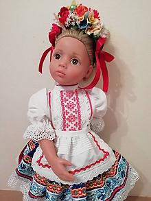 Hračky - Krojove oblečenie pre bábiku v. 45-50 cm - 10335258_