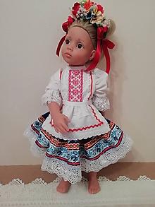 Hračky - Krojove oblečenie pre bábiku v. 45-50 cm - 10335267_