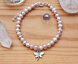 Náramky - ♥ Lovely II. - náramek z perel - 10333871_