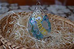 Dekorácie - Motýlikovo - 10333950_