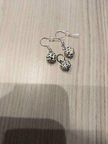Sady šperkov - Setik náušnice + nahrdelnik - 10333863_
