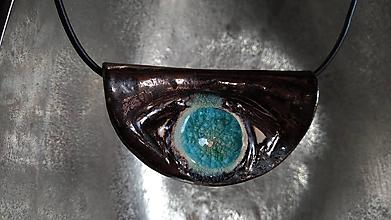 Náhrdelníky - Okno do duše - 10335270_