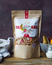Potraviny - Gabby´s granola - jahoda a mandle - 10332728_