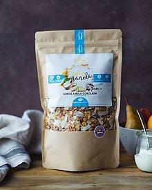Potraviny - Gabby´s granola - kokos a biela čokoláda - 10332767_