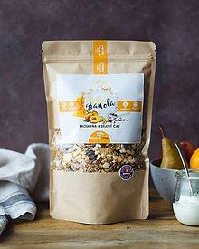 Potraviny - Gabby´s granola - broskyňa a zelený čaj (bezlepková) - 10332798_