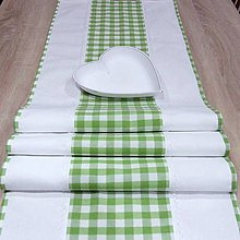 Úžitkový textil - DORA - stredový obrus - 10332147_