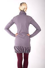 Šaty - PONT DES ARTS... grey dress - 10335008_