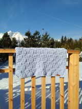 Textil - Detská deka Pletenec - 10332785_