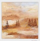 Obrazy - Pri západe, 100x100 - 10334044_